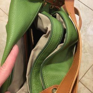 Valentina Bags - Green Crossbody Bag!